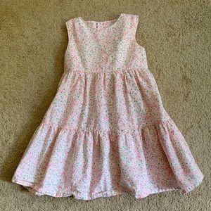 Edgehill Collection Sleeveless Summer Dress